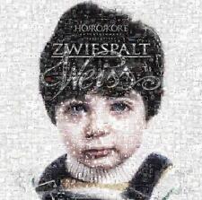 BASSTARD : ZWIESPALT (WEISS) / CD (IM DIGIPAK) - NEUWERTIG