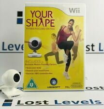 Wii - Your Shape Game Fitness + Camera - Unboxed