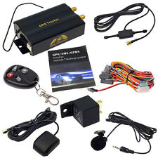 TK103B Car Vehicle Spy Realtime SMS/GPS/GSM/GPRS Tracker Tracking Device XG