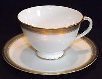 Royal Doulton England Bone China Clarendon Cup & Saucer