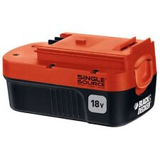 Black & Decker HPB18 OPE 18 Volt Slide Pack Battery Cordless Power Tools