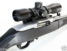 Ruger 10/22 accessories 4x32 Scope with mount black.