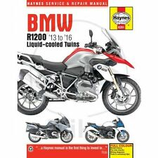 BMW R1200GS LC Repair manual BMW R1200 RS R RT LC