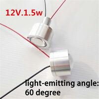 DC 5V//12V DIY Mini Spotlight Ceiling Mount LED Light Highlighting Bulb Head