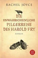 Die unwahrscheinliche Pilgerreise des Harold Fry, Rachel Joyce, TB, Roman