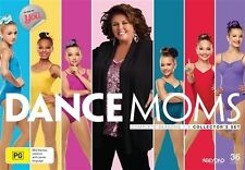 Dance Moms Seasons 1 2 3 4 5 Box Set (36 Discs) DVD R4 - New & FREE POSTAGE