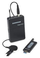 Samson Stage XPD1 Presentation Lavalier USB Wireless Microphone System
