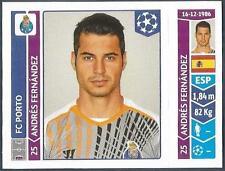PANINI UEFA CHAMPIONS LEAGUE 2014-15- #572-PORTO-ANDRES FERNANDEZ