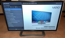"Vizio M 32"" 1080p HD Slim LED WiFi Smart TV / 120 Hz / M321I-A2 / Full HD"