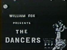 THE DANCERS 1925 (DVD) GEORGE O'BRIEN, ALMA RUBENS
