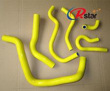 FOR Honda Civic Si/SiR/VTi/Type R DC2 EK4 EK9 B16A B Silicone Radiator Hose