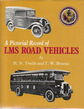 LMS Road Vehicles A Pictorial Record Horse Drawn & Motor Lorry Van Tram Bus +