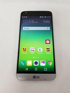 LG G5 32GB Silver LG-LS992 (Sprint) Android Smartphone KF883