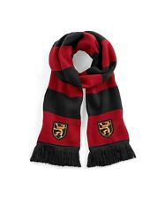 Belgium Traditional 1960's Football Scarf Embroidered Logo