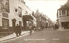 Leatherhead. High Street # 3999 by A.Skelton. The Swan Hotel.