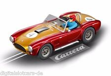 "CARRERA EVOLUTION 27433 Shelby Cobra 289 Universal Memories, "" N° 4"""