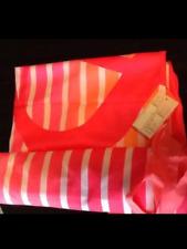 Victoria's Secret Limited Edition Beach Blanket neon w/ strips Nwt
