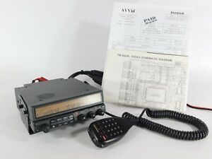Kenwood TM-742A Tri-Band Transceiver w/ 220MHz (serviced in 2016, works great)
