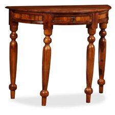 Tisch Halbrund In Konsolentische Gunstig Kaufen Ebay