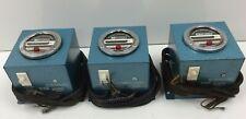 Lot of 3 New De Laval 8301810-80 Hour Meters Parts or Repair Dairy Separator