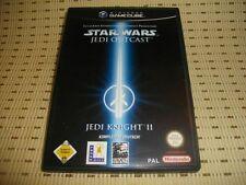 Star WARS JEDI OUTCAST Jedi Knight II GAMECUBE WII OVP