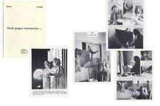 Portfolio Cités Obscures (Les) Trois pages retrouvées