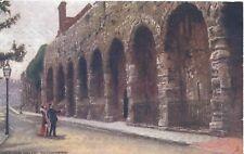 Postcard - The Old Walls Southampton Hampshire
