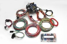 19 CIRCUIT WIRING HARNESS UNIVERSAL HOT ROD RAT GASSER  PICKUP FORD CHEVY GM