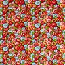 Mary's Journey Packed Fefs Mary Engelbreit Cotton Fabric Fat Quarter