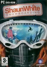 Shaun White Snowboarding PC IT IMPORT UBISOFT