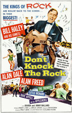 Don't Knock The Rock - 1957 - Movie Poster