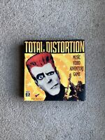 Vintage Total Distortion by Pop Rocket - PC CD-ROM Game Excellent Condition
