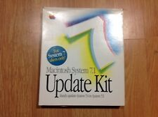 Apple Mac OS  Vr 7.1 Update New in Open Box Great for the Apple Collector
