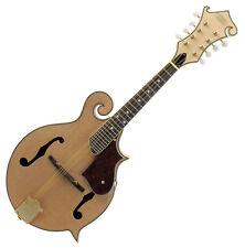 Classic Cantabile Bluegrass F-style mandoline 2 F-Holes Nature