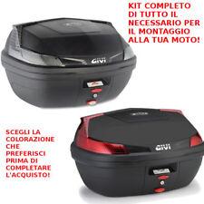 BAULETTO BAULE GIVI B47 + SR7705 + M5M KTM 1190 ADVENTURE 2013 2014 2015 2016