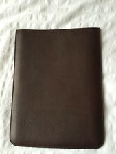 Mulberry ipad sleeve Chocolate Brown New