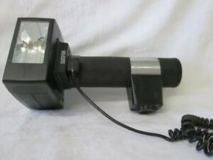 SUNPAK GX340 Hammerhead Flash (working)