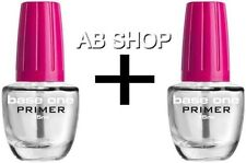 2 x Base One Primer 15ml UV LED Gel Nails Increase Adhesion Acid Free Silcare