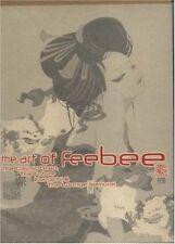 THE ART OF FEEBEE, TATTOO design book by FEEBEE 2006 Japan in English