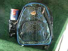 Whak Sak Cold Heart Snake Baby Tennis Backpack Rucksack Concerts  Gym New