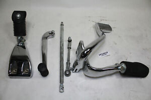Dyna mid foot controls + pegs + brake pedal + shifter arms + linkage EPS24018