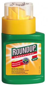 Unkrautfrei Round Up LB Plus Spezial 140 ml Konzentrat für ca. 350 m²