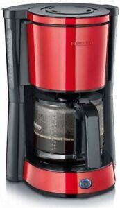 Severin Ka 4817 Coffee Maker Of Drip Type 1000 W 10 Cups, Filter 1 x 4, 1.25L