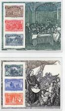ITALY MNH 1992 MS2158 500TH ANV - DISCOVERY OF AMERICA BY COLUMBUS SIX SHEETS