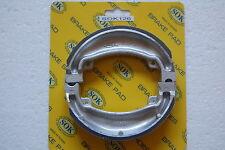 REAR BRAKE SHOES fit HONDA CR 450 480 500, 81-86 CR450 Elsinore CR480 CR500
