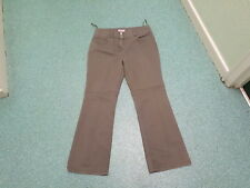 "Per Una Bootcut Jeans Size 14 Leg 30"" Ladies Faded Dark Green Jeans"