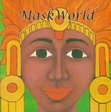 MaskWorld By Garth's KidStuff PC MAC CD world myth create masks props scripts +