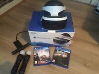 Sony PlayStation VR Launch Bundle VR Headset