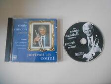 CD Jazz Conte Candoli-portrait of a Count (12) chanson Fresh sound