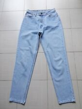 LEVI'S 521 (made in U.S.A.) Very Rare VINTAGE Jeans Donna Women's SIZE 12 MED